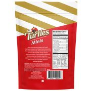 Turtles Original Minis Caramel Nut Cluster Candy- Stand Up Pouch, 6.2 Ounce -- 8 per case.