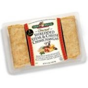 Don Miguel Shredded Steak and Cheese Chimichanga, 12 Ounce -- 12 per case.