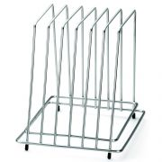 Tablecraft Stainless Steel Rack Only -- 1 each.