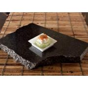 Small Wonders Black Petite Abyss Dish, 2.5 inch -- 200 per case.