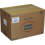 10X14 Green Steak Paper Sheets -- 5 case -- 1000 count