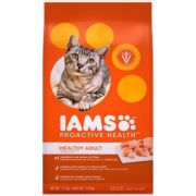 Iams Proactive Health Healthy Adult Original with Chicken Cat Food, 3.5 Pound -- 4 per case.