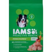 Iams Proactive Health MiniChunks Chicken Adult Dog Food, 15 Pound -- 1 each.