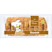 Brownie Baker Beer Claw Danish, 5 Ounce -- 54 per case.