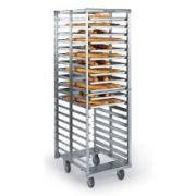 Lakeside Stainless Steel Extreme Duty Roll In Cooler Rack, 40 Full Sheet Pan Capacity -- 1 each.