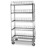 Lakeside Stainless Steel Dome Drying Rack, 60 Dome Capacity -- 1 each.