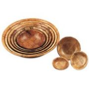 Alegacy Woven Wood Salad Bowl, 20 inch Diameter -- 1 each.