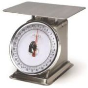 Alegacy Fixed Dial Portion Control Scale, 5 Pound Capacity -- 1 each.