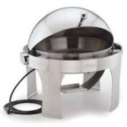 Alegacy Electric Savoir Round Electric Chafer, 13 inch -- 1 each.