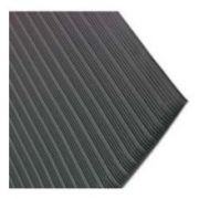 Anti-Fatigue Sponge Vinyl Mat - Grey, Runner Mat, Easy Lifting, 3 X 60 Feet -- 1 Each.