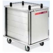 Dinex Enclosed Value Line Tray Delivery Cart, 23.75 x 34.25 x 37.13 inch, 10 Capacity -- 1 each.