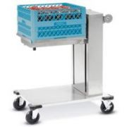 Dinex Cantilever Style Mobile Wash Rack Dispenser, 23.50 x 31.25 x 37.13 inch -- 1 each.