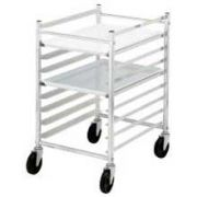 Channel Manufacturing Aluminum Knock Down Series Full Size Bun Pan Rack, 36 x 20.5 x 26 inch -- 1 each.