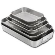 Lincoln Wear - Ever Bake Pan, 23 x 12 5/8 x 2 3/4 inch -- 6 per case