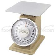 Alegacy Fixed Dial Heavy Duty Portion/Receiving Scale, 100 Pound Capacity -- 1 each.
