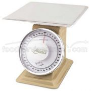 Alegacy Fixed Dial Heavy Duty Portion/Receiving Scale, 200 Pound Capacity -- 1 each.