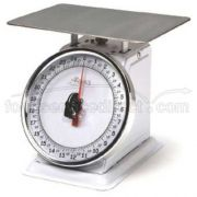 Alegacy Fixed Dial Portion Control Scale, 1 Pound Capacity -- 1 each.