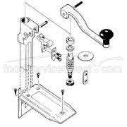 Alegacy Body Only - for AL010 Can Opener -- 1 each.