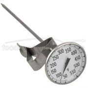 Alegacy Candy and Fry Thermometer, 12 inch Length -- 1 each.