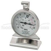 Alegacy Dial Refrigerator and Freezer Thermometer, 3 3/4 inch Height -- 1 each.