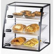 Cal Mil Self Serve Iron Display Case, 16 x 15 x 17.25 inch -- 1 each.