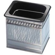 Cal Mil Stainless Steel Housing, 6 x 7 x 6.5 inch -- 1 each.
