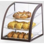 Cal Mil Brown Iron Display Case, 16 x 16.5 x 16.5 inch -- 1 each.