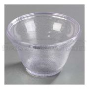 Clear Clear Low Profile SAN Stackable Tumbler 5 1/2 Ounce -- 1 each