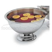 16 Quart 18-8 Stainless Steel Punch Serving Bowl -- 1 each