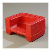 Red Dual Booster Seat -- 1 each