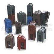 Brown Cateraide Insulated Beverage Server 2 1/2 Gallon -- 1 each