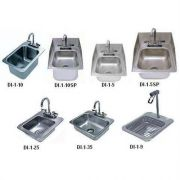 One Compartment Hand Use Drop-in Sink Size : 10 x 14 x 10 inch -- 1 each.