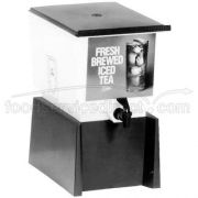 Cecilware Stainless Steel TB Series Iced Tea Dispenser, 9.5 x 9.5 x 11 inch -- 1 each.