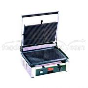 Cecilware Stainless Steel Single Flat Surface Medium Duty Sandwich/Panini Grill, 15 x 12.5 x 19.75 inch -- 1 each.