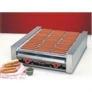 Nemco Food Equipment Silverstone 27 Hot Dog Roller Grill, 220 Voltage -- 1 each.