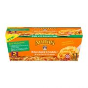 Annies Homegrown Real Aged Cheddar Microwavable Mac and Cheese Cup, 4.02 Ounce -- 6 per case