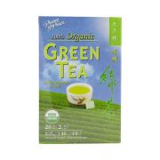 Prince Of Peace Organic Green Tea - 20 bags per pack -- 6 packs per case.