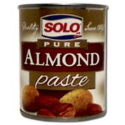Solo Almond Paste Pure , 8 ounce -- 12 per case