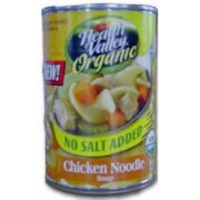 Health Valley Organic Chicken Noodle Soup, 15 Ounce -- 12 per case.