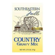 Southeastern Mills Country Gravy Mix, 2.75 Ounce -- 24 per case.