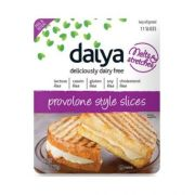Daiya Provolone Style Cheese Slice, 7.8 Ounce -- 8 per case