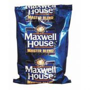 Maxwell House Master Blend Ground Coffee - 8.75 oz. urn pack, 28 packs per case