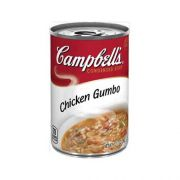 Campbells Condensed Light Chicken Gumbo - 10.75 oz. can, 12 per case