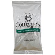 Cafe Collection Decaffeinated House Blend Decaffeinated Coffee - 1.7 oz. pouch, 150 pouches per case
