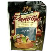 Nonnis New York Style 2 Flavor Hole Punch Original Panetini Paunches, 4.75 Ounce -- 12 per case.