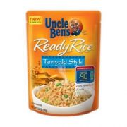 Mars Uncle Bens Teriyaki Style Ready Rice, 8.8 Ounce -- 12 per case.