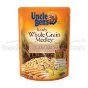 Mars Uncle Bens Ready Whole Grain Medley Rice, 8.5 Ounce -- 12 per case.