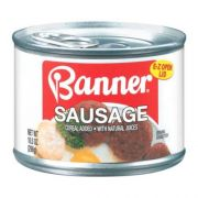 Banner Sausage, 10.5 Ounce -- 12 per case.