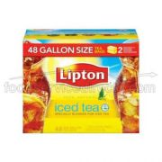 Lipton Iced Tea Bag - Gallon Size -- 24 per case.
