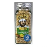 Magic No Salt and No Sugar Lemon and Cracked Pepper Seasoning Blend, 2 Ounce -- 12 per case.